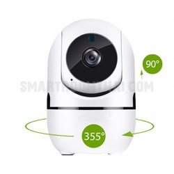 720P Automatic tracking Wifi IP camera