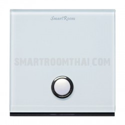 Smart Wall Switch (One-Gang, L, 10A, Tempering Glass)